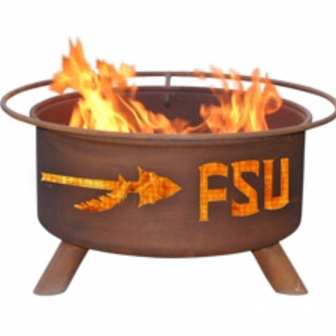 Florida State Fire Pit - The Fire Pitz