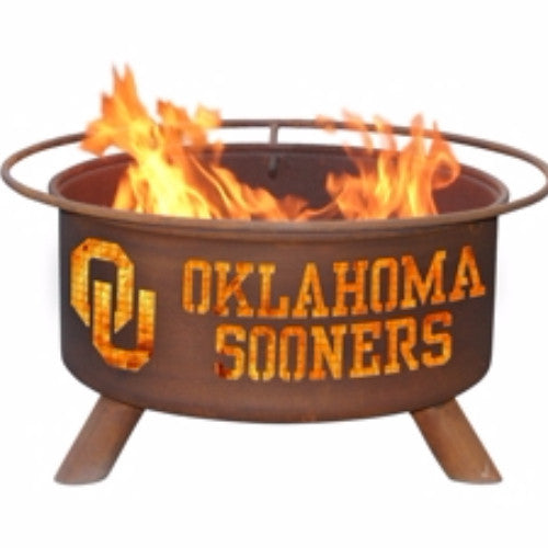 Oklahoma Fire Pit - The Fire Pitz
