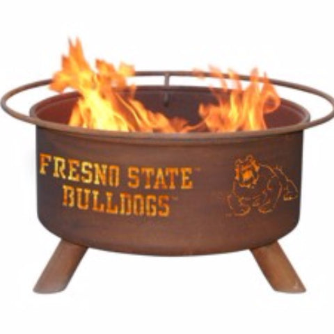 Fresno State Fire Pit - The Fire Pitz