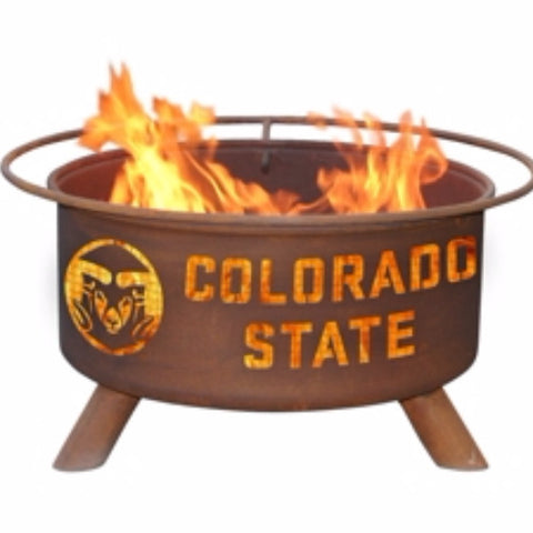 Colorado State Fire Pit - The Fire Pitz