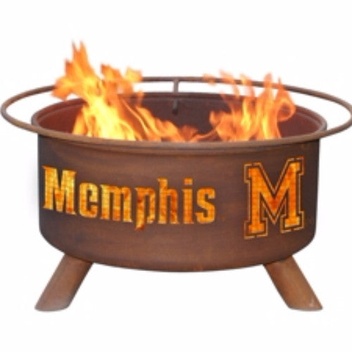 University of Memphis Fire Pit - The Fire Pitz