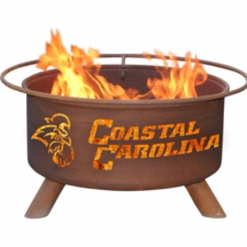 Coastal Carolina University Fire Pit - The Fire Pitz