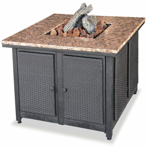 LP Granite Fire Pit Table - The Fire Pitz