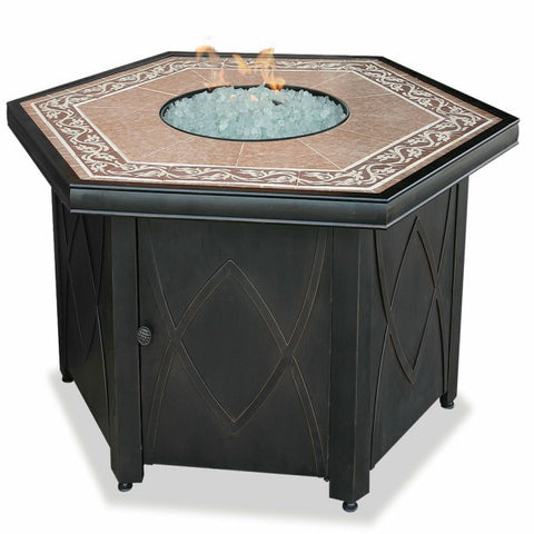 LP Gas Outdoor Fire Pit - The Fire Pitz