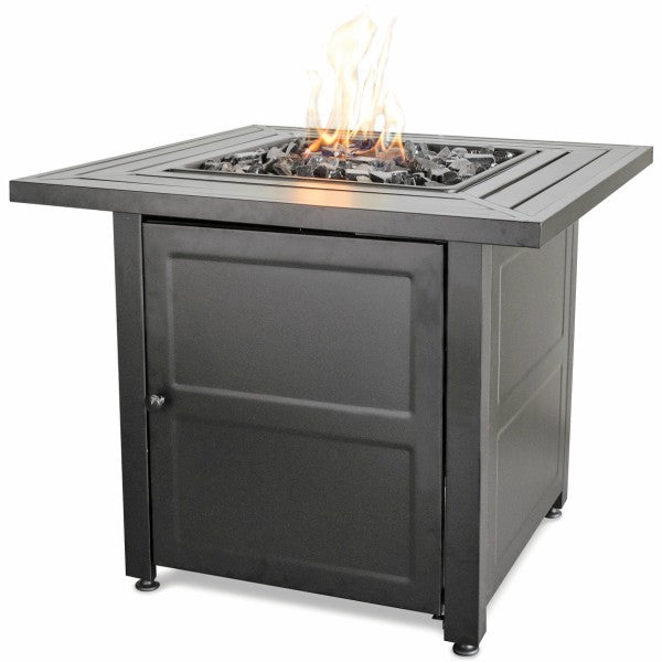 LP Steel Mantel Fire Pit - The Fire Pitz