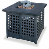 LP Outdoor Fire Pit Table - The Fire Pitz