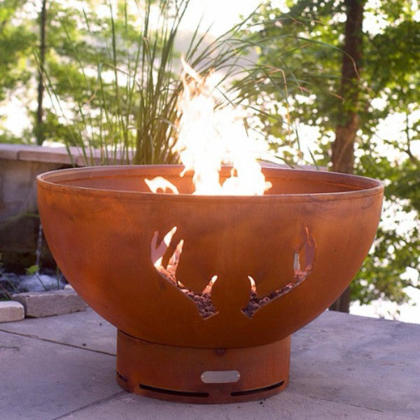 Antlers Fire Pit
