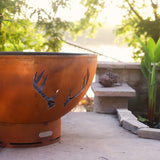 Antlers Fire Pit - The Fire Pitz