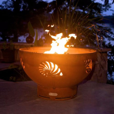 Beachcomber Fire Pit - The Fire Pitz