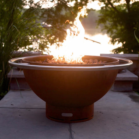 Bella Luna Fire Pit - The Fire Pitz | Wood Burning