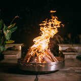 Fire Surfer Fire Pit - The Fire Pitz | Wood Burning