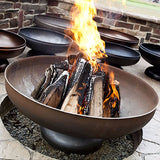"24"" Patriot Fire Pit - The Fire Pitz"