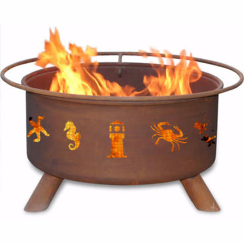 Atlantic Coast Fire Pit - The Fire Pitz