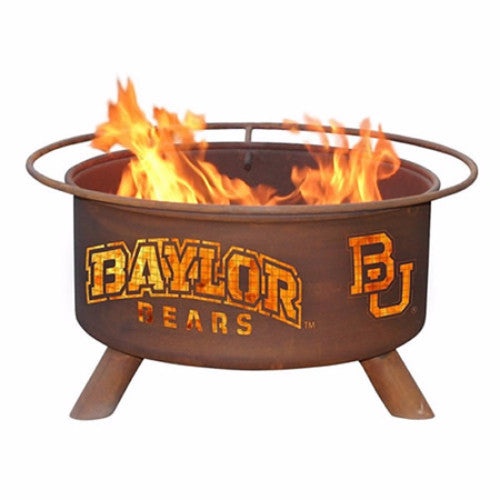 Baylor Fire Pit - The Fire Pitz