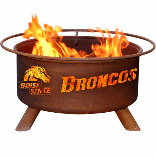 Boise State Fire Pit - The Fire Pitz