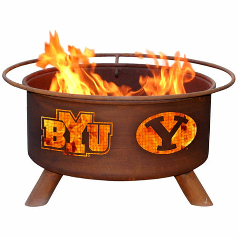 BYU Fire Pit - The Fire Pitz