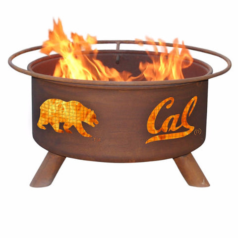 Cal Berkeley Fire Pit - The Fire Pitz