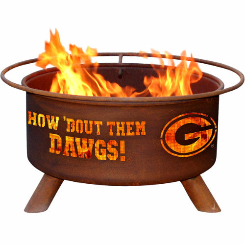 Georgia Fire Pit - The Fire Pitz