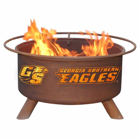 Georgia Southern Fire Pit - The Fire Pitz