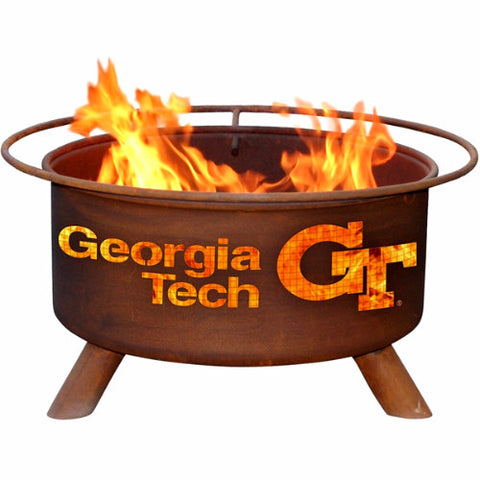 Georgia Tech Fire Pit - The Fire Pitz