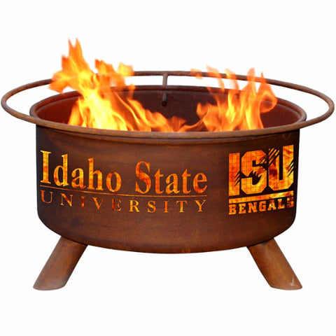 Idaho State Fire Pit - The Fire Pitz