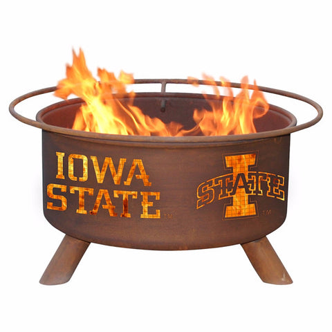 Iowa State Fire Pit - The Fire Pitz