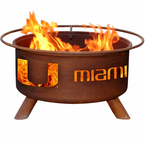 Miami Fire Pit - The Fire Pitz