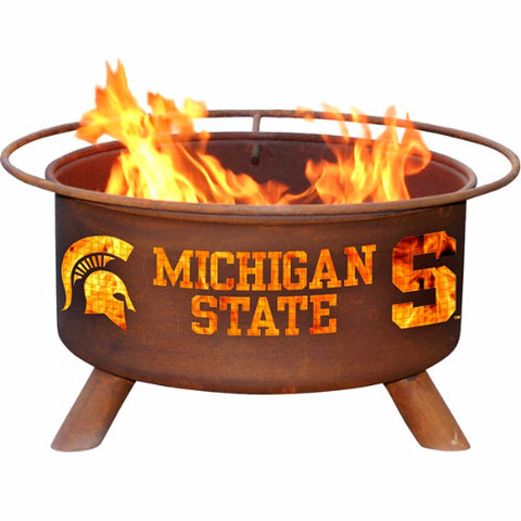 Michigan State Fire Pit - The Fire Pitz