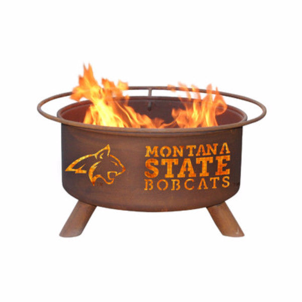 Montana State Fire Pit - The Fire Pitz