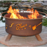 Music City Fire Pit - The Fire Pitz