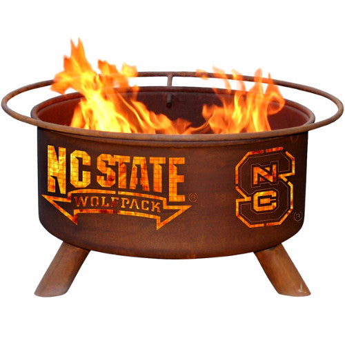 North Carolina State Fire Pit - The Fire Pitz