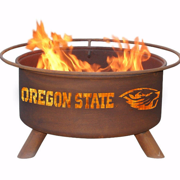 Oregon State Fire Pit - The Fire Pitz