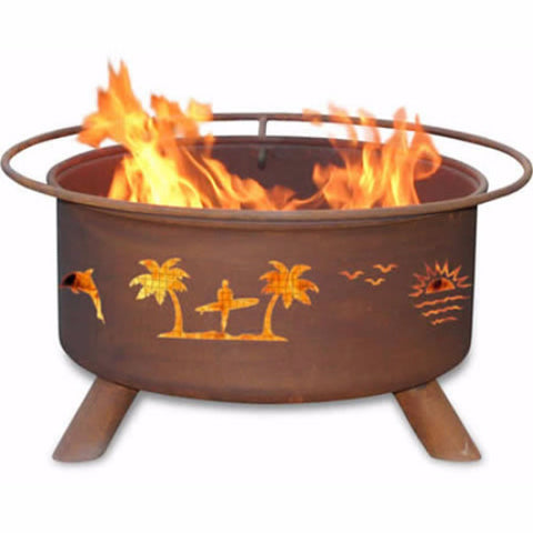 Pacific Coast Fire Pit - The Fire Pitz