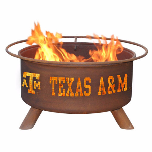 Texas A&M Fire Pit - The Fire Pitz