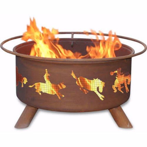 Western Fire Pit - The Fire Pitz