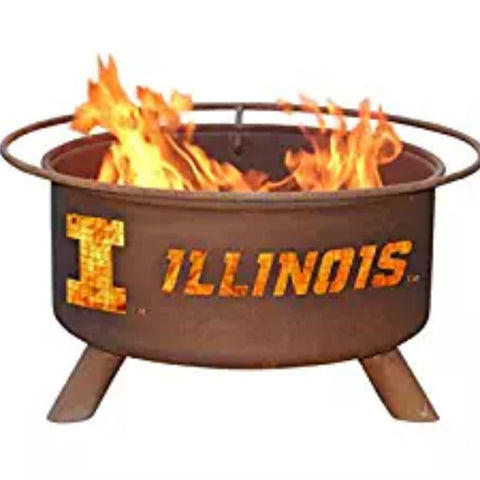 Illinois Fire Pit - The Fire Pitz