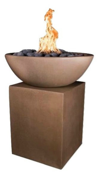 Fire Bowl Pillar