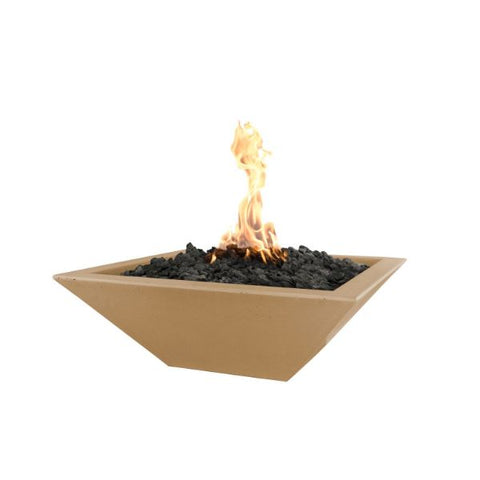 Maya Square Fire Bowl