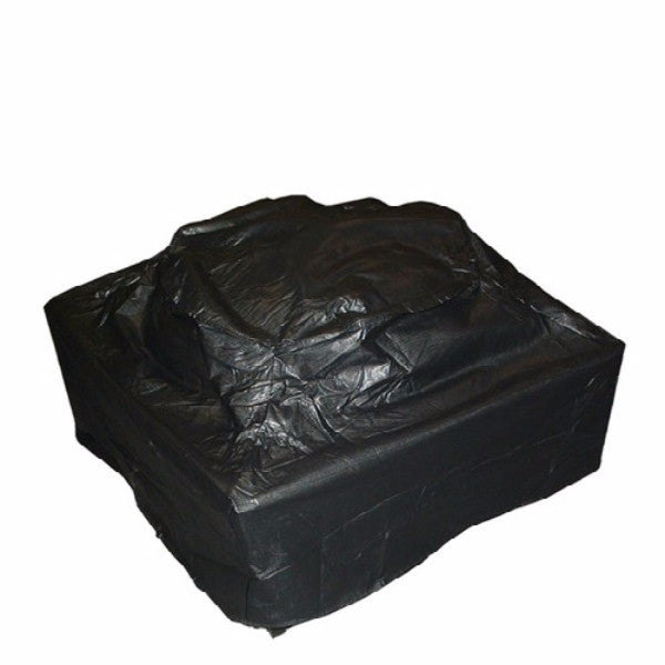 Outdoor Square Fire Pit Vinyl Cover - The Fire Pitz