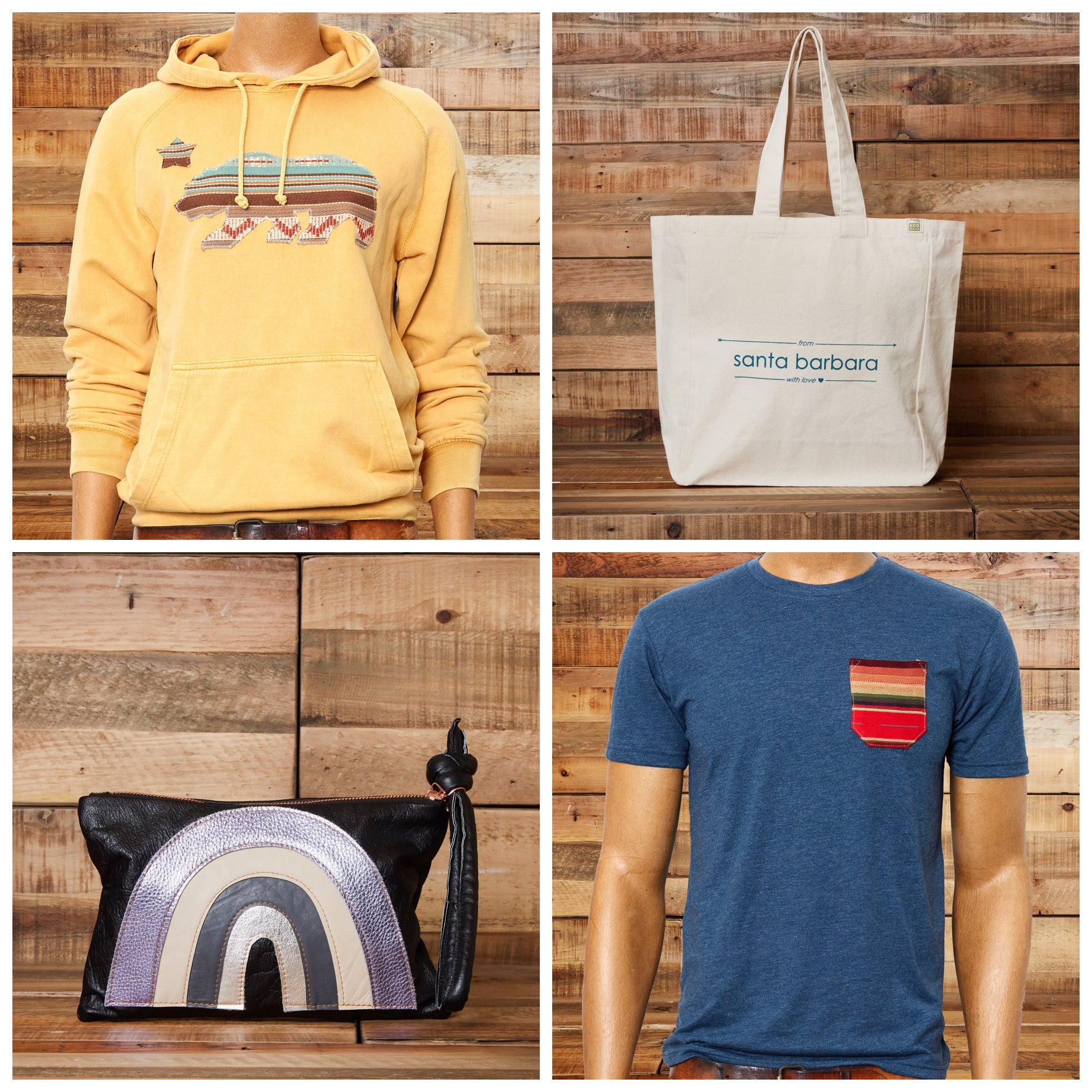 Clothing + Totes