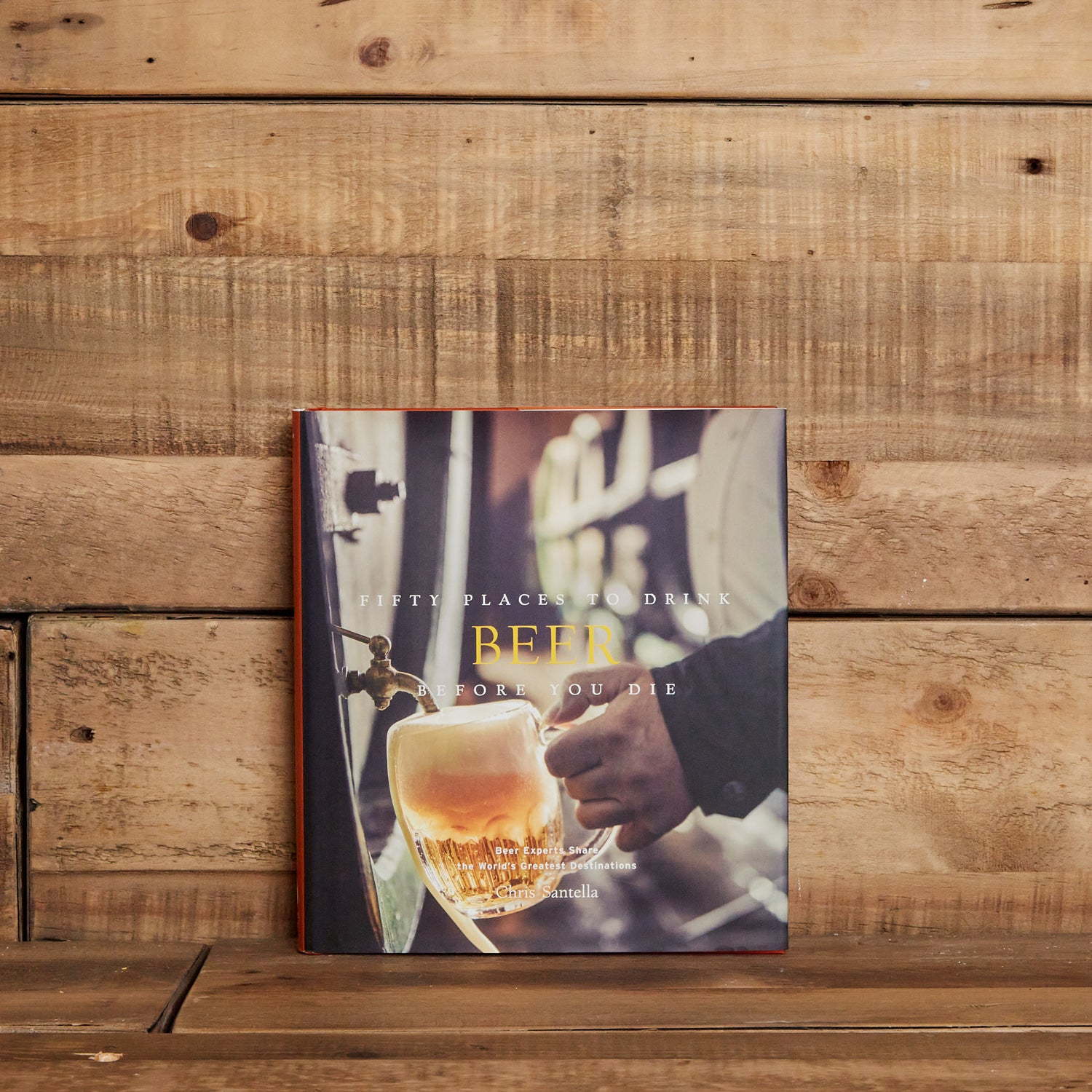 Fifty Places to Drink Beer