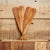 Teak Whale Spreader Set/4