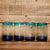 Ombre Glass Tumbler Set/4