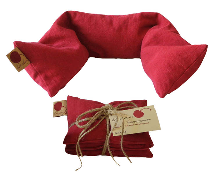 Hot Cherry Therapeutic Neck Wrap