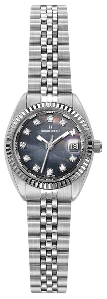 Lady's Horolotech Diamond Dial - HA4700WDRK