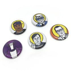 Houston Button Pack