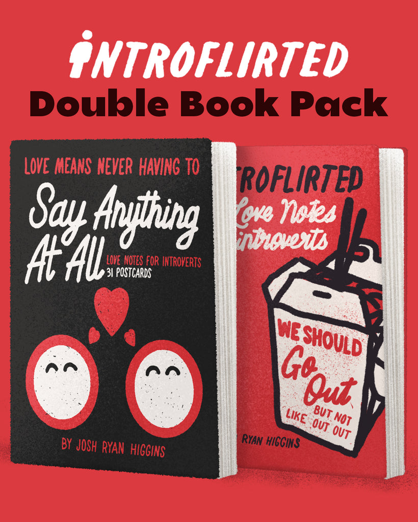 Introflirted Double Book Pack