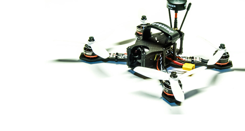 Dronehaus Sputnik DIY Race Drone Kit Build Guide
