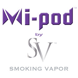 Mi-Pod by Smoking Vapor Logo