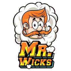 Mr Wicks by MoMo E-Liquid Logo